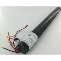 Foldable Carbon Fiber Electric Scooter Battery 24V 8.8Ah 7S 4P with 18650 LG MF1 for E-scooter thumbnail image