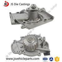 Aluminium Die Casting Motor Part Industrial Casting Service