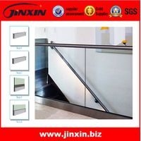 Stainless Steel and Frameless Glass Railing