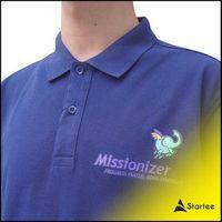 Hot new High quality Men Tshirt 100% cotton custom logo thumbnail image