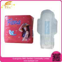 280mm brand name sanitary napkin 10+5 wholesale