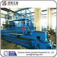 WGYC-1420 Large Diameter SS Induction Pipe Bending Machine