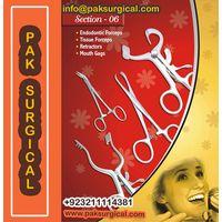 Endodontic Forceps Tissue Forceps Retractors Mouth Gags Pak Surgical thumbnail image