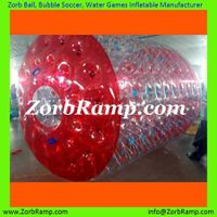 Water Roller, Inflatable Roller, Zorb Rolling Ball, Hamster Wheel