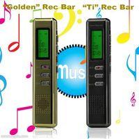 Golden digital voice recorder - new model
