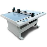 DCH10 series paper & color box sample maker machine with cnc