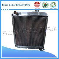 Isuzu 4BE1 Diesel Engine NKR NPR automotive radiator