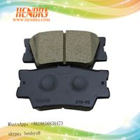 Brake Pads 04466-33160 Use For RAV4 Lexus Camry