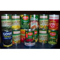 Canned Foods thumbnail image