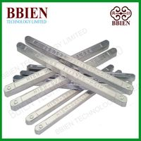 Sn50Pb50 40/60 30/70 lead or lead free tin solder bar flow soldering use