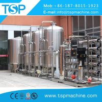 R.O. drinking water purifying treatment system/ mineral water making plant thumbnail image