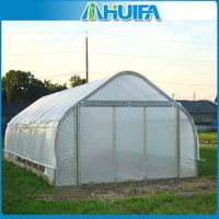Commercial Agricultural Plastic Film Greenhouse Equipment thumbnail image