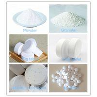 multifunction tcca 90% trichloroisocyanuricranular powder tablet thumbnail image