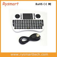 Mini Portable 2.4GHz Wireless Touchpad Keyboard AirMouse Keyboard A21