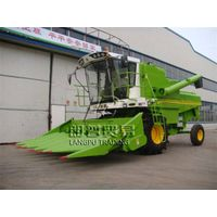 4YZ-6 G60 Self Propelled Corn Combine Harvester thumbnail image