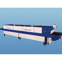Infrared heat treatment belt conveyer dryer (AJM-8570S)