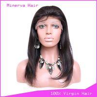 Brazilian hair wigs straight thumbnail image