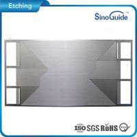 Photo Etched Fuel Cell Titanium Plate thumbnail image