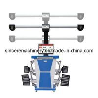 Wheel Alignment, Wheel Aligner Machine (SIN007)