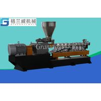 50 mm co-rotating twin screw extruder, PPT granulator, SBS pelletizer