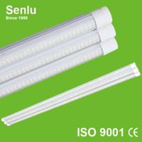 CE listed 5850 lumens 50000 hours led tube 58w