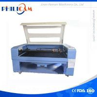 1.5year warranty 1610 co2 laser engraving and cutting machine for nonmetal thumbnail image