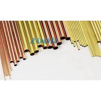drawn copper tubes