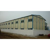 Good quality Low price prefab house