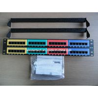 CAT6A FTP Patch Panel