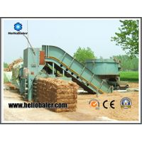 Automatic Hydraulic Press Straw/Hay/Cotton/ Baler