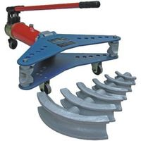 Manual hydraulic pipe bending machine