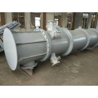 Air heat exchanger for Potassium sulfate plant