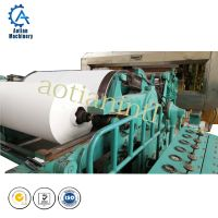 A4 culture paper making machine