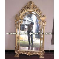 Antique Mirror Wooden Product Indonesia