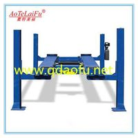 4 post hydraulic car lift 10t