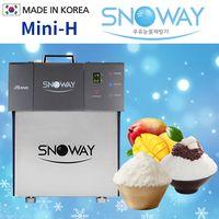 SNOWAY, Snow Flake Ice Machine, Mini-H