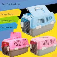 Colorful Pet Dog Flightcase Pet Transport Bag