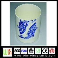 Wholesale creative ceramic cup/My Cuppa Coffee Tea mug