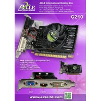 AX-G210/1GSD3P4CDIL Graphics card/