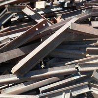 Used Rails, HMS, Steel Scraps, Copper Scraps, Aluminum Scraps.