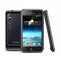 4.1 Capacitive touch screen Android 2.3 OS WCDMA 3G+GSM dual sim cards smart cell phone thumbnail image