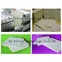 Depth filter sheets or Cellulosic Filter Sheets/pads thumbnail image