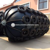 50kPa Pressure Marine Pneumatic Rubber Fender for Boats