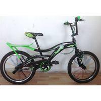 BMX handlebar black cool 20 inch freestyle bike thumbnail image