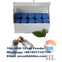 5mg 10mg HGH Frag 176-191 Powder For Bodybuilding Whatsapp:+8615511147744 thumbnail image