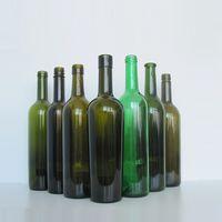 Glass Wine bottle 750ml