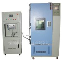 Expansion test machine
