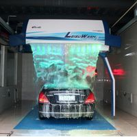 leisu SG touchless automatic car wash machine