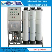 1000LPH Reverse Osmosis desalting water treatment