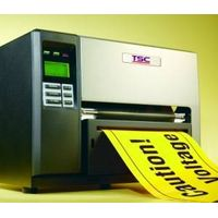 TSC TTP-384M wide format thermal transfer label printer